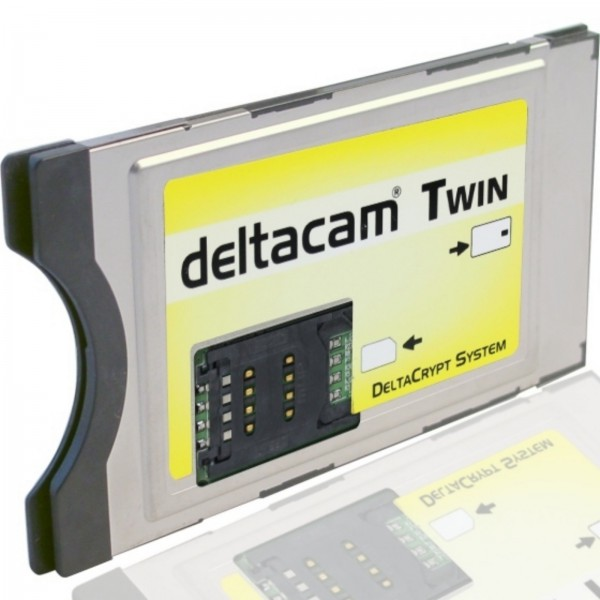 Deltacam Twin 2