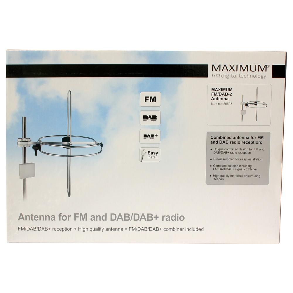 fm ukw dabplus radio rund dipol antenne maximum dvb t. Black Bedroom Furniture Sets. Home Design Ideas