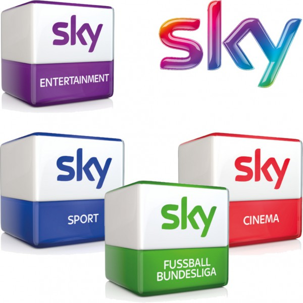 Sky Entertainment und 3 Pakete, Komplett-Abo