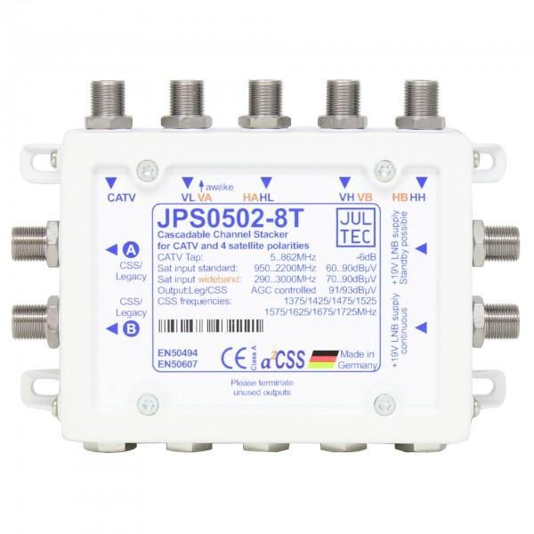 5x 2, Jultec, JPS 0502-8T