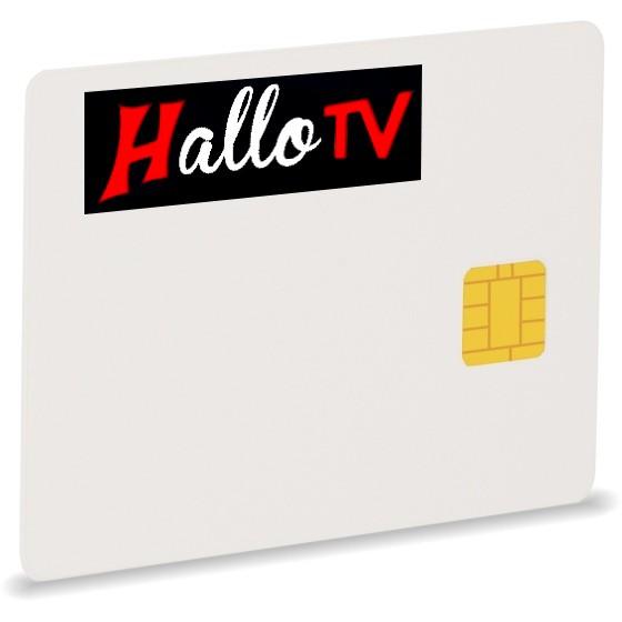 HalloTV, Astra, 1 Sender, Conax, 12 Monate