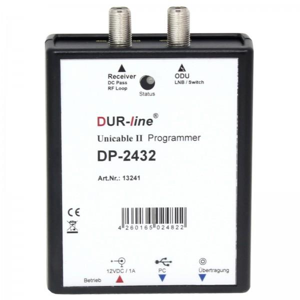 Durasat DurLine DP 2432 Unicable Programmer