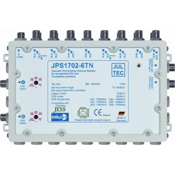 17x 2, Jultec, JPS1702-6T