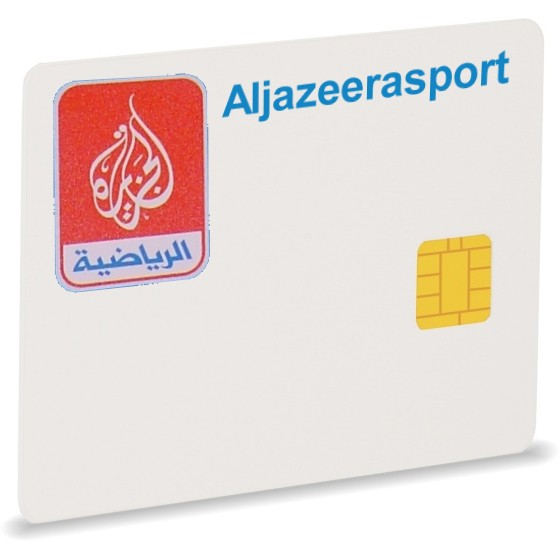 Aljazeera Sport Smart-Card