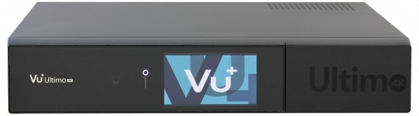 Vu+ Ultimo 4k UHD