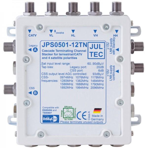 5x 1, Jultec, JPS0501-12TN