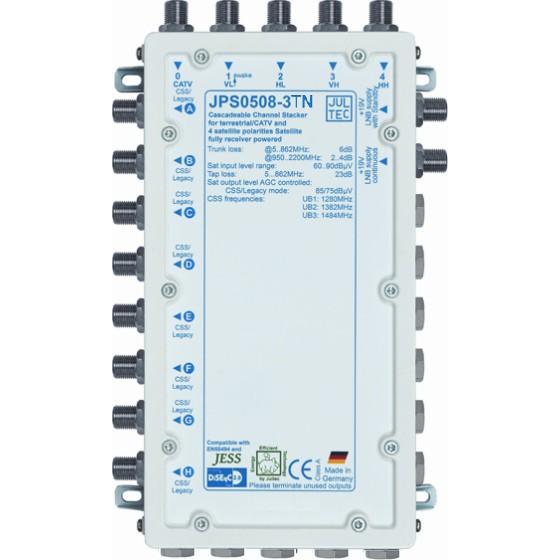 5x 8, Jultec, JPS0508-4T