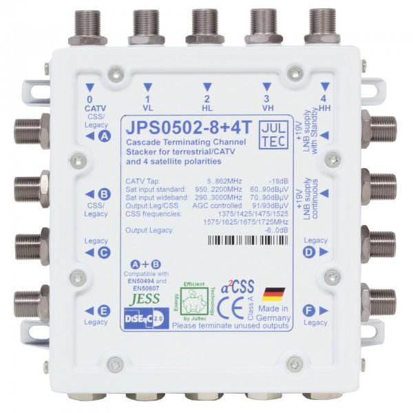5x 2, Jultec, JPS0502-8+4T