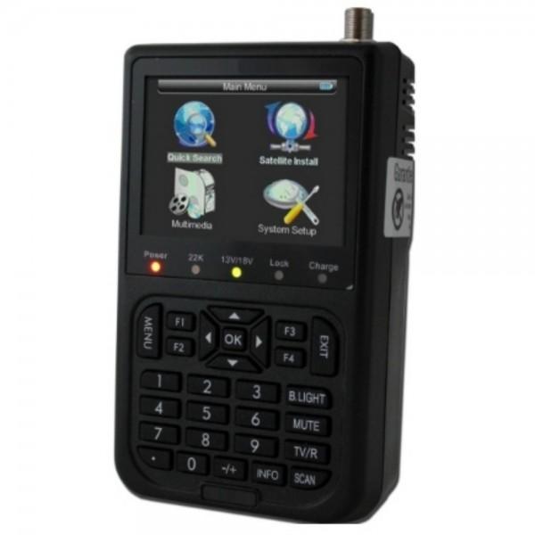 Satfinder 7000, DVB S2