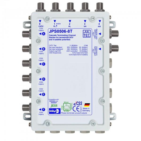 5x 6, Jultec, JPS0506-8T