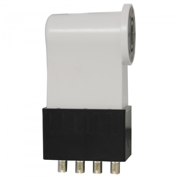 Inverto Quattro Flange White Tech