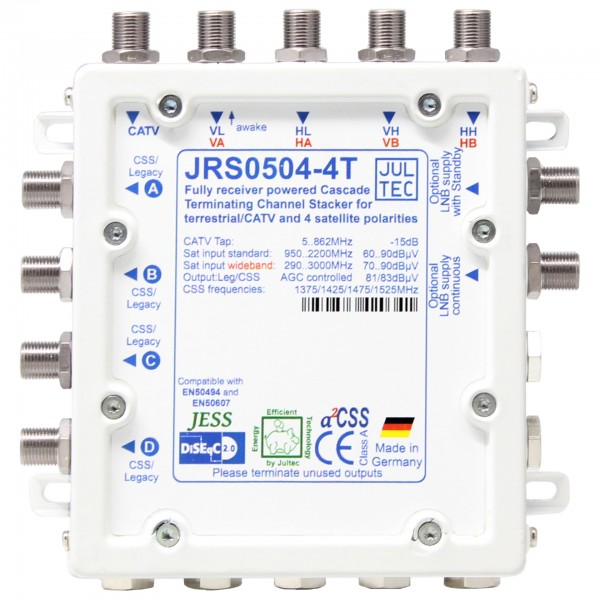 Jultec JRS 0504-4T