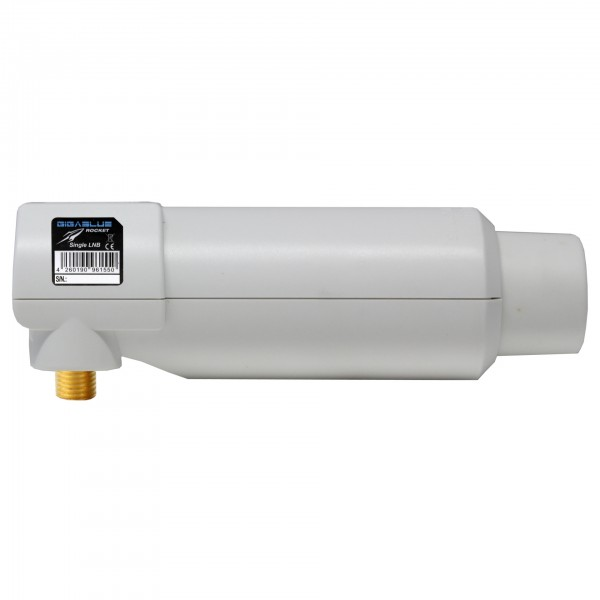 Gigablue Single Rocket LNB