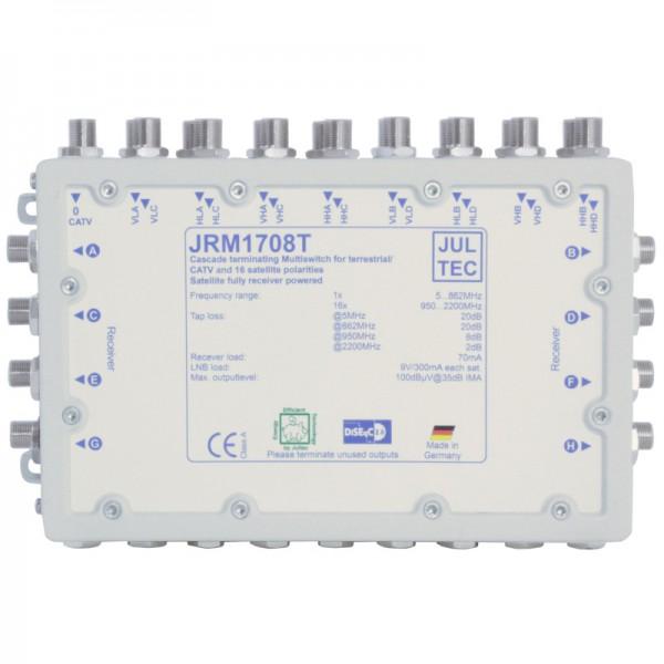 17x 8, Jultec, JRM1708T