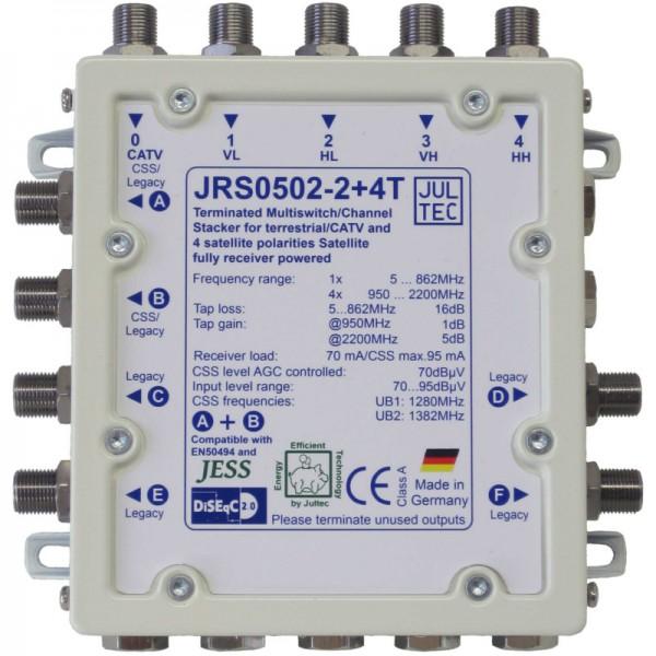 5x 2, Jultec, JRS0502-2+4T