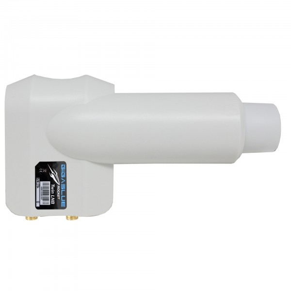 Gigablue Twin Rocket LNB 0.1dB