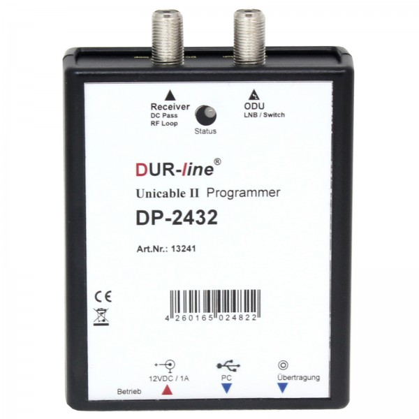 Durasat DurLine DP 2432 Unicable Programmer
