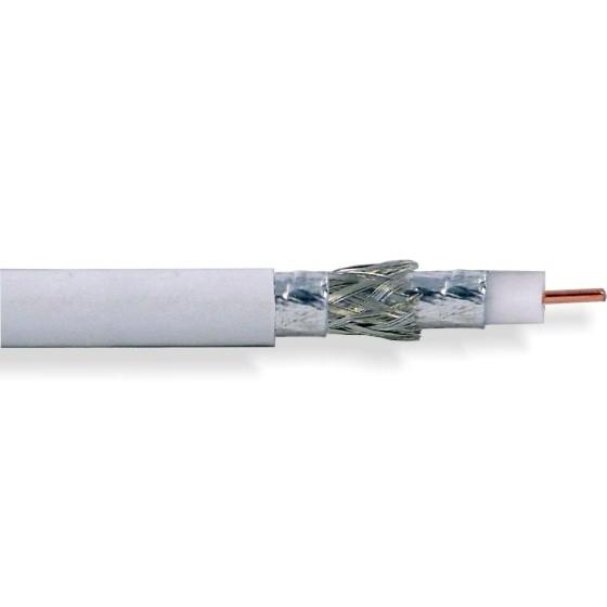 Koaxkabel, 100dB, 6.8mm, 3xSchirm., Class A, 99 HD, Hirschmann, 100m