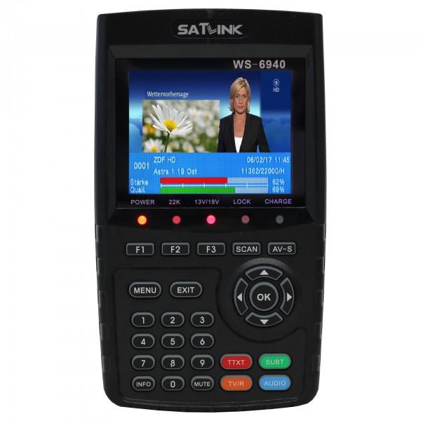 Satlink WS 6940 / 6916