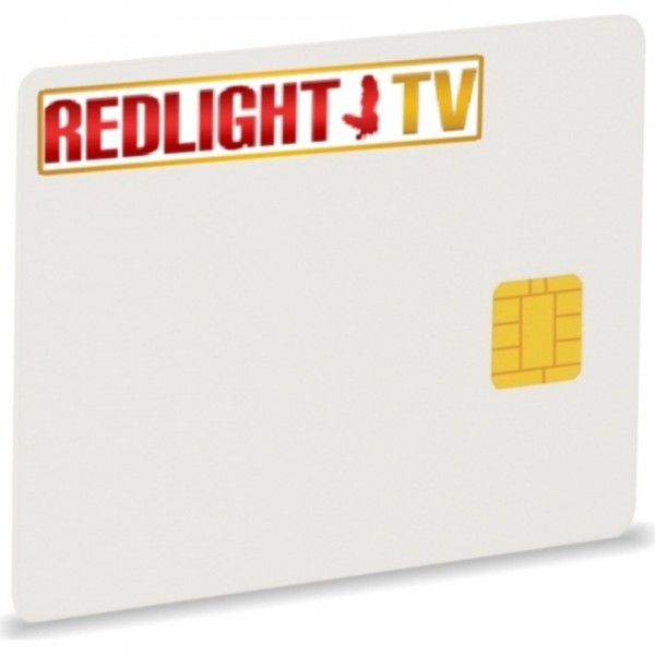 Redlight Elite 8 Star, 8Sender, Hotbird,1 Jahr