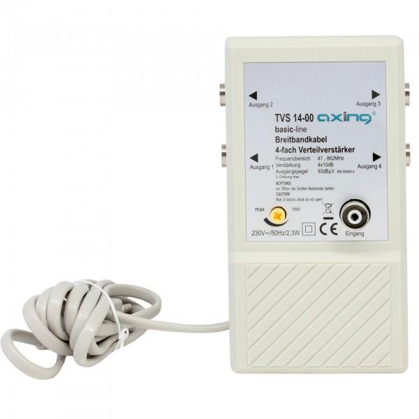 Axing TVS 14-00 Verstärker 4fach